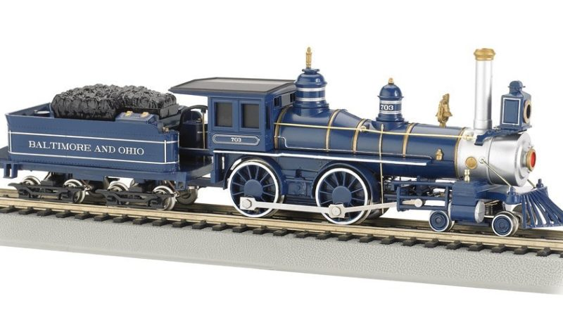 Bachman n-scale train