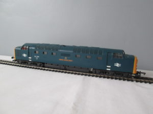 Deltic Class 55