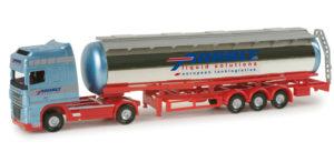 Herpa 065702 DAF XF SSC SZ 'Anhalt' Tanker