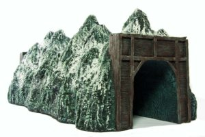 Ho scale Mountain tunnel