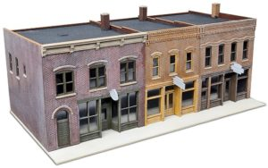 Ho scale buildings