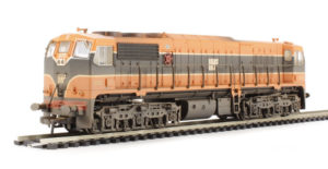 Irish GM 201 Class Diesel Locomotive