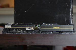 L& N Class M 1284 big emma