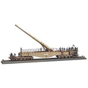 Leopold Railway Gun with BRV188
