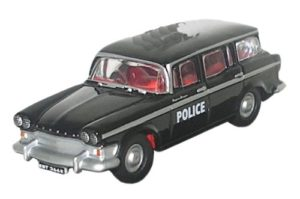 NSS004 Oxford Diecast super snipe police car