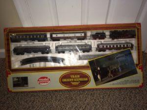 Orient Express Set