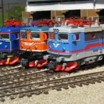 The top 10 lima model trains