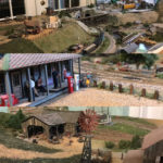 model train layouts for sale