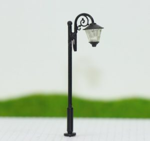 Evemodel Lamp Post Street Lights N scale LED